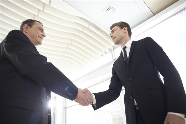 マナーと信頼関係と利益